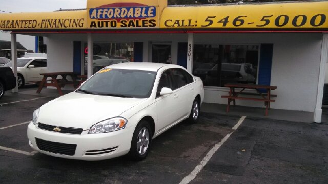 2008 Chevrolet Impala LT 4dr Sedan - We Finance Everyone! FL