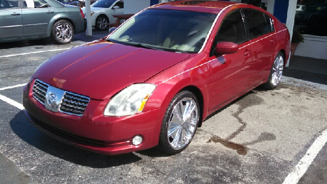 2006 Nissan Maxima 3.5 SL 4dr Sedan - We Finance Everyone! FL