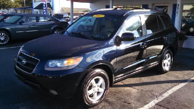 2007 Hyundai Santa Fe GLS 4dr SUV (2.7L V6 4A) - We Finance Everyone! FL