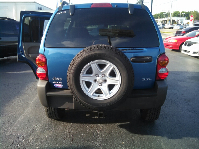 2004 Jeep Liberty Sport 4dr 4WD SUV - We Finance Everyone! FL