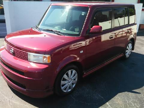 2006 scion xb for sale in florida. Black Bedroom Furniture Sets. Home Design Ideas