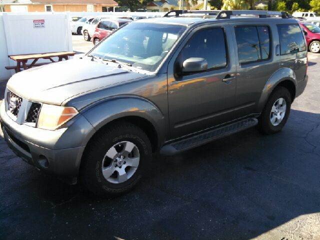 2005 Nissan Pathfinder For Sale At AFFORDABLE AUTO SALES In We Finance  Everyone! FL