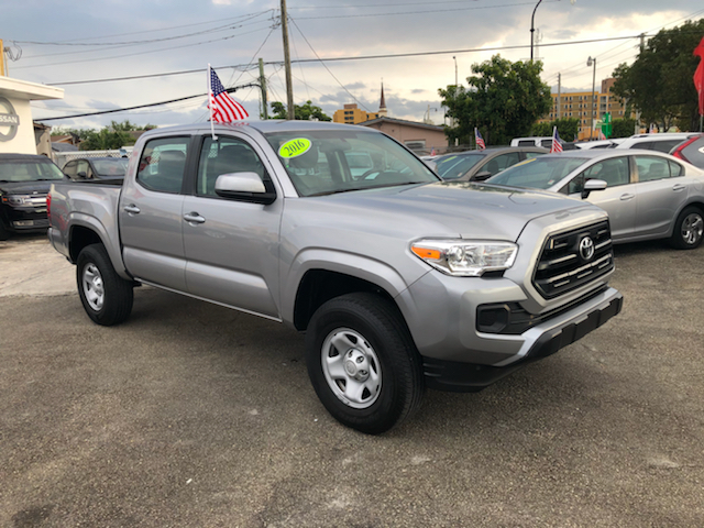 2016 Toyota Tacoma 4x2 SR5 4dr Double Cab 5 0 ft SB In