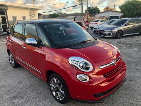 2014 FIAT 500L for sale in Hialeah, FL