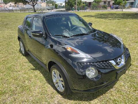2016 Nissan JUKE for sale in Hialeah, FL