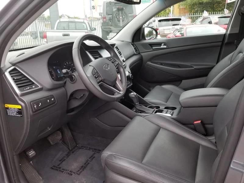 2016 Hyundai Tucson Limited 4dr SUV - Hialeah FL