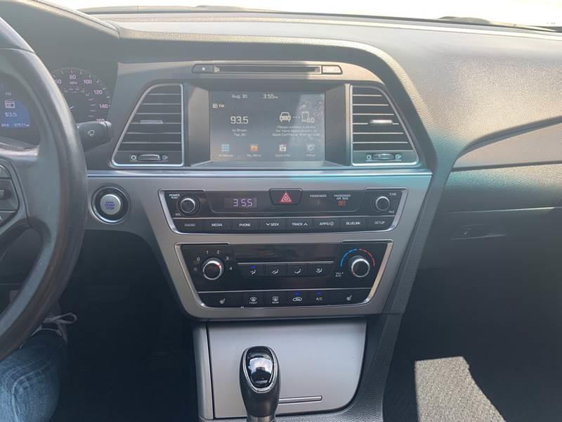 2016 Hyundai Sonata Sport 4dr Sedan - Hialeah FL