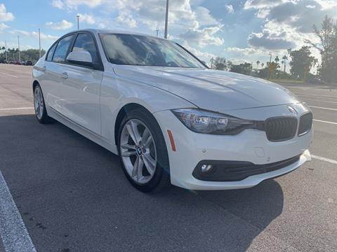2017 BMW 3 Series for sale in Hialeah, FL