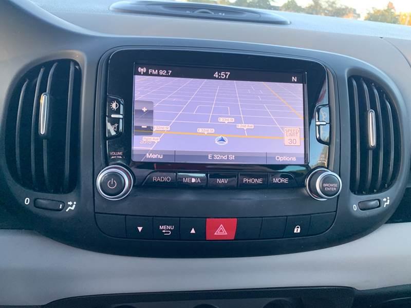 2014 FIAT 500L Easy 4dr Hatchback - Hialeah FL