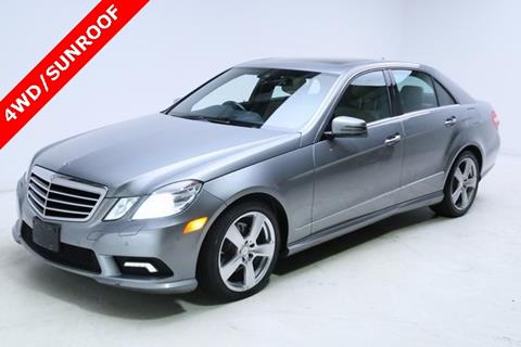 Used mercedes benz e class for sale in ohio for Used mercedes benz for sale in ohio