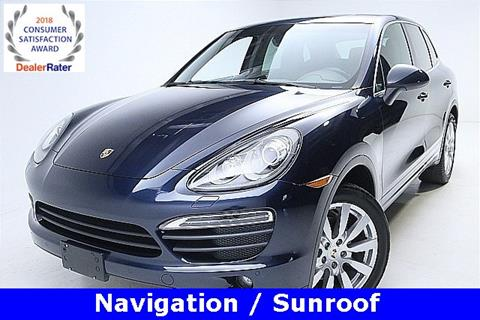 2012 Porsche Cayenne for sale in Bedford, OH