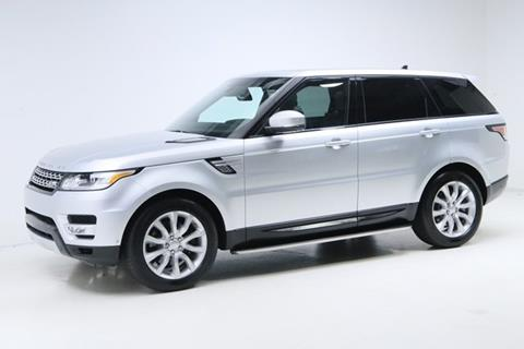 2015 Land Rover Range Rover Sport for sale in Bedford, OH