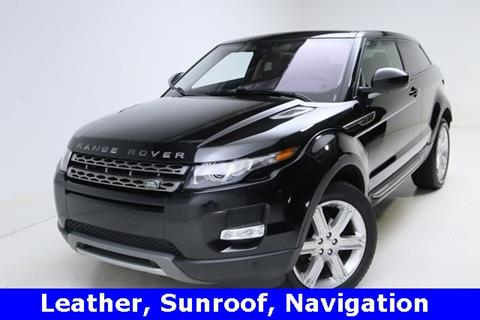2014 Land Rover Range Rover Evoque Coupe for sale in Bedford, OH