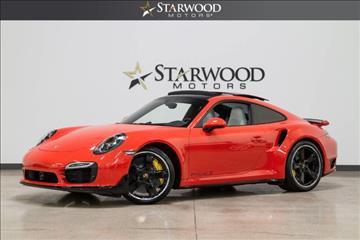 2016 Porsche 911 for sale in Dallas, TX