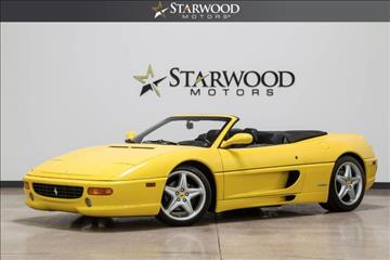 1998 Ferrari F355 for sale in Dallas, TX