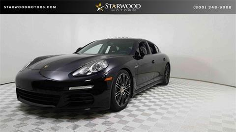 2015 Porsche Panamera for sale in Dallas, TX