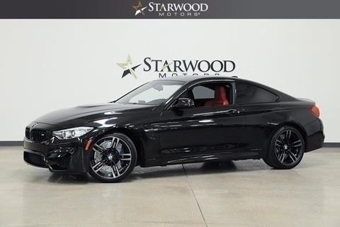 2016 BMW M4 for sale in Dallas, TX