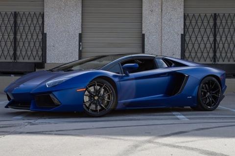 2015 Lamborghini Aventador For Sale In Dallas, TX
