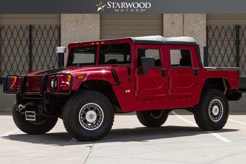 Hummer H1 Alpha For Sale In Texas Carsforsale Com