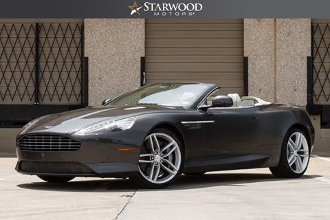 Aston Martin Db9 For Sale Carsforsale Com