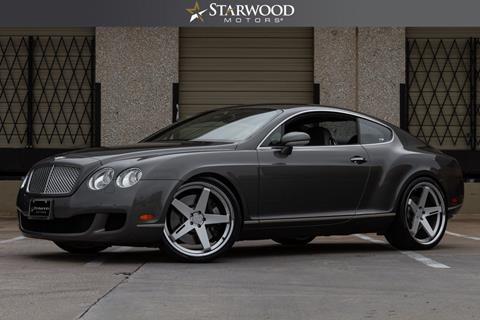2008 Bentley Continental Gt Speed For Sale In North Little Rock Ar