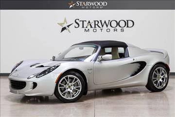 2008 Lotus Elise for sale in Dallas, TX