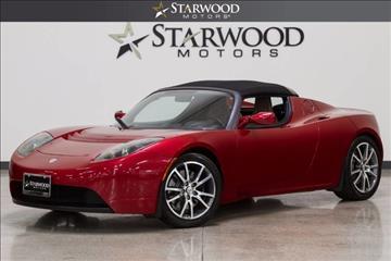 2010 Tesla Roadster for sale in Dallas, TX