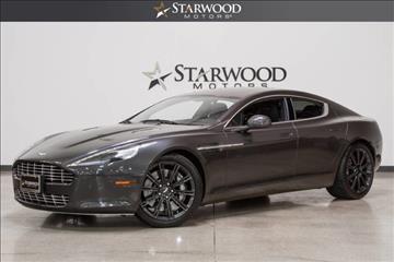 2011 Aston Martin Rapide for sale in Dallas, TX