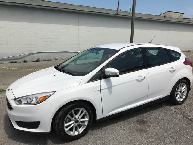 2015 Ford Focus for sale at A & A AUTO BROKERS in Glen Burnie MD