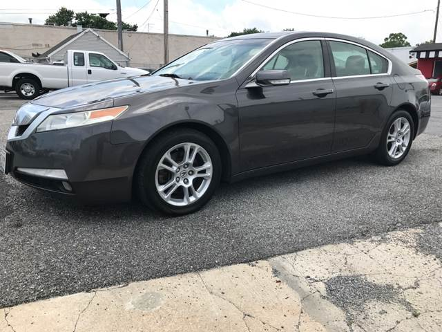 2009 Acura TL for sale at A & A AUTO BROKERS in Glen Burnie MD