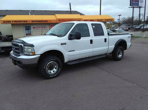 2002 ford f 250 super duty in sioux falls sd auto ron 39 s for Wheel city motors sioux falls sd