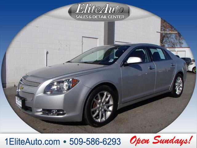 2011 CHEVROLET MALIBU LTZ 4DR SEDAN silver bringing you deals day in and day out  chevrolets 20