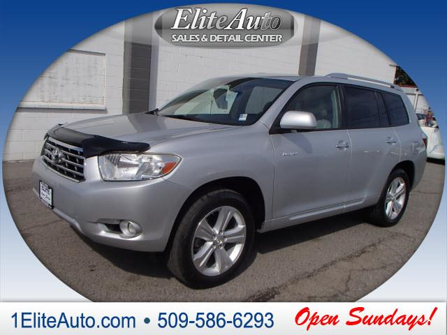 2008 TOYOTA HIGHLANDER LIMITED AWD 4DR SUV silver call asap  this one wont last long  the new