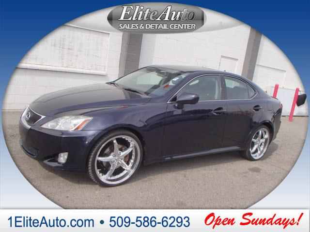 2008 LEXUS IS 250 BASE AWD 4DR SEDAN blue stop by the showroom today to give her a test drive  t