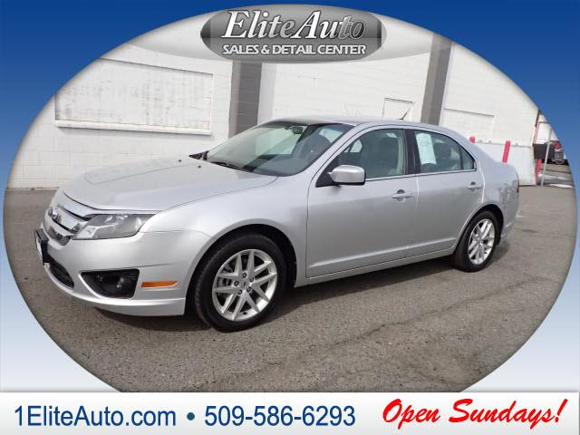 2012 FORD FUSION SE 4DR SEDAN silver why over pay this is one of the best values around  fords