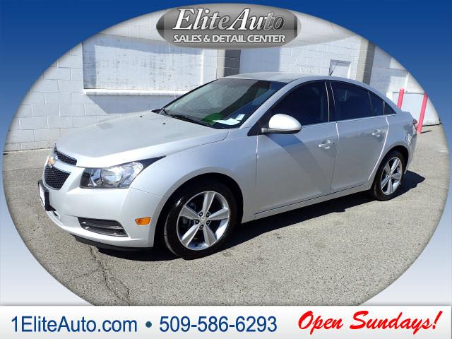 2012 CHEVROLET CRUZE LT 4DR SEDAN W2LT silver the compact sedan segment is a crowded one and ch