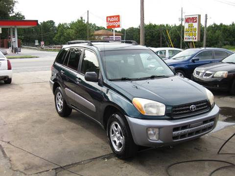 2003 Toyota RAV4 for sale in Forest Park, GA
