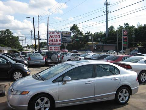 2008 Honda Civic for sale in Forest Park, GA