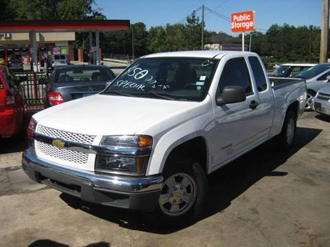 2004 Chevrolet Colorado for sale in Forest Park, GA