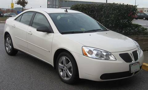2005 Pontiac G6 for sale at LAKE CITY AUTO SALES in Forest Park GA