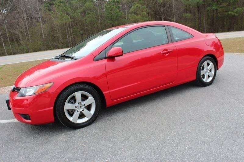 2006 honda civic ex manual coupe
