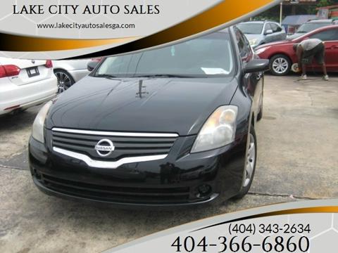 2008 Nissan Altima for sale in Morrow, GA