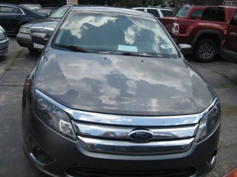 2012 Ford Fusion Hybrid for sale in Forest Park, GA