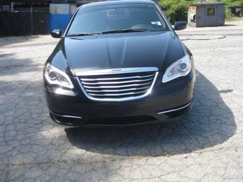 2014 Chrysler 200 for sale in Forest Park, GA