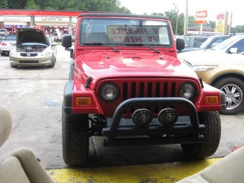 2004 Jeep Wrangler for sale in Forest Park, GA