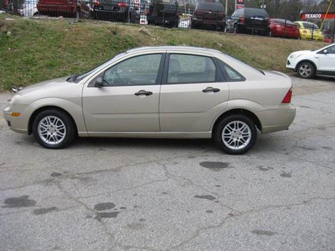 2007 Ford Focus for sale in Forest Park, GA