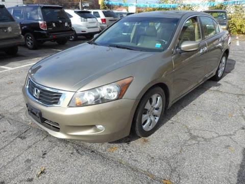 2009 Honda Accord for sale at LAKE CITY AUTO SALES in Forest Park GA