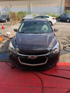 2015 Chevrolet Malibu for sale at LAKE CITY AUTO SALES - Jonesboro in Morrow GA