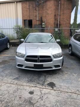 2012 Dodge Charger for sale at LAKE CITY AUTO SALES - Jonesboro in Morrow GA