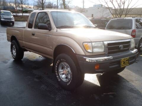 1999 Toyota Tacoma for sale at LAKE CITY AUTO SALES in Forest Park GA